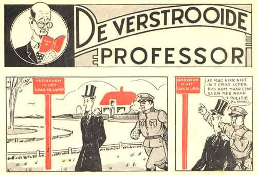 Verstrooid