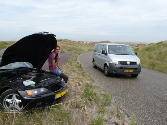 BMW Z3 zoekt hulp