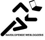 Hardlopende Webloggers