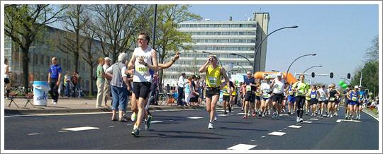 Runningman Running
