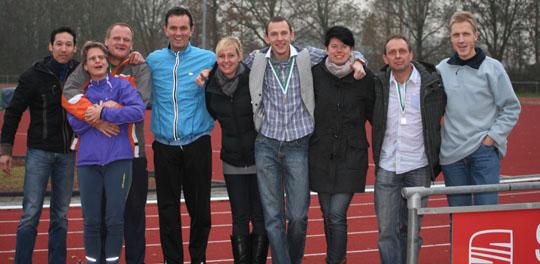 Zuiderzee Marathon 2010