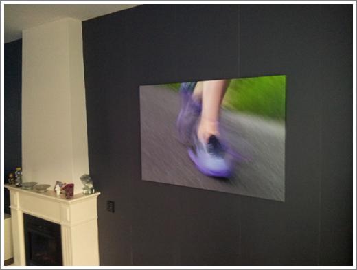 Schoenen op canvas